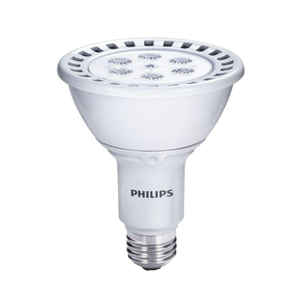 Philips 50W Equivalent Bright White (3000K) PAR20 Dimmable LED Flood Light Bulb (6-Pack)