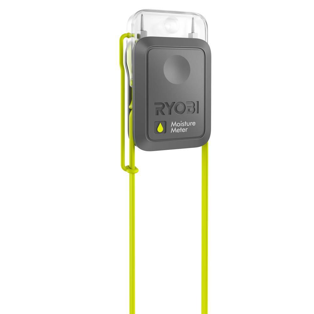 RYOBI PHONE WORKS Moisture Meter