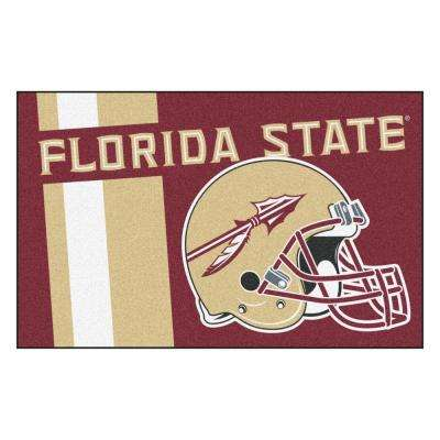 florida state university - area rugs - rugs - the home depot