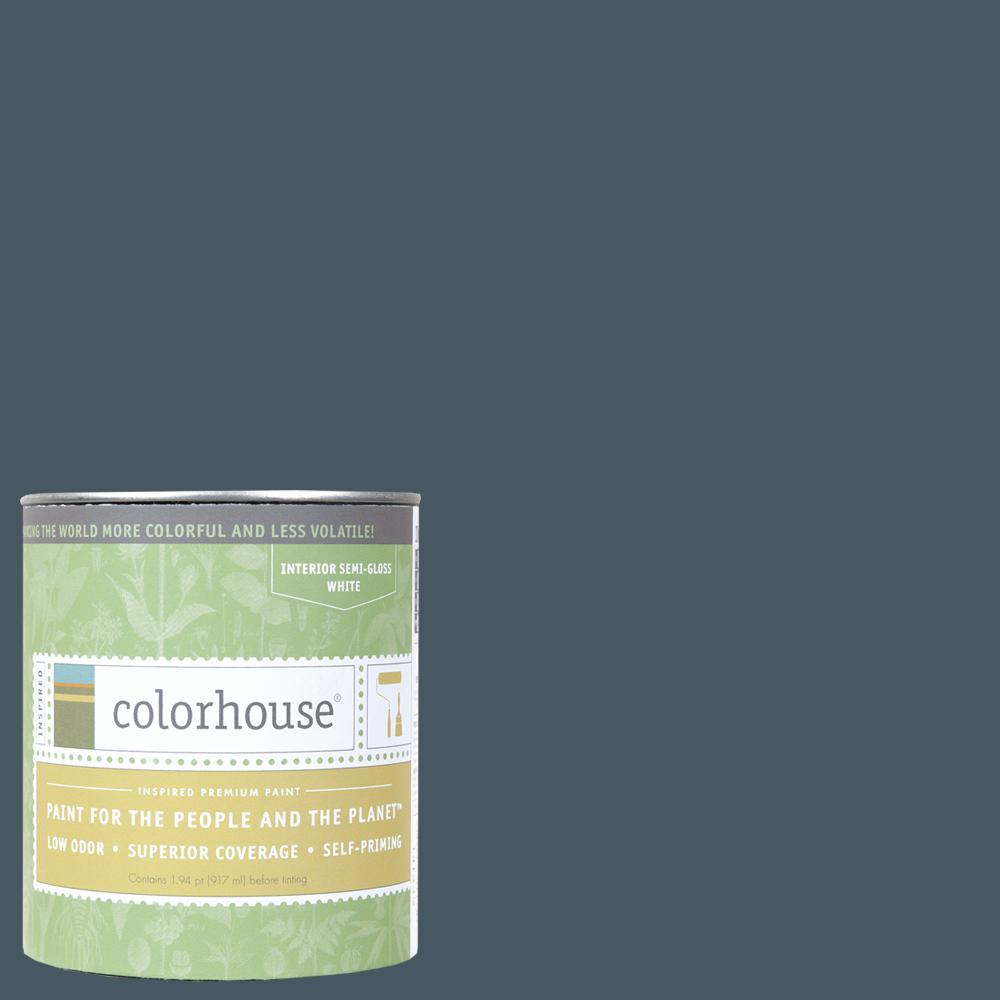 1 qt. Wool .06 Semi-Gloss Interior Paint