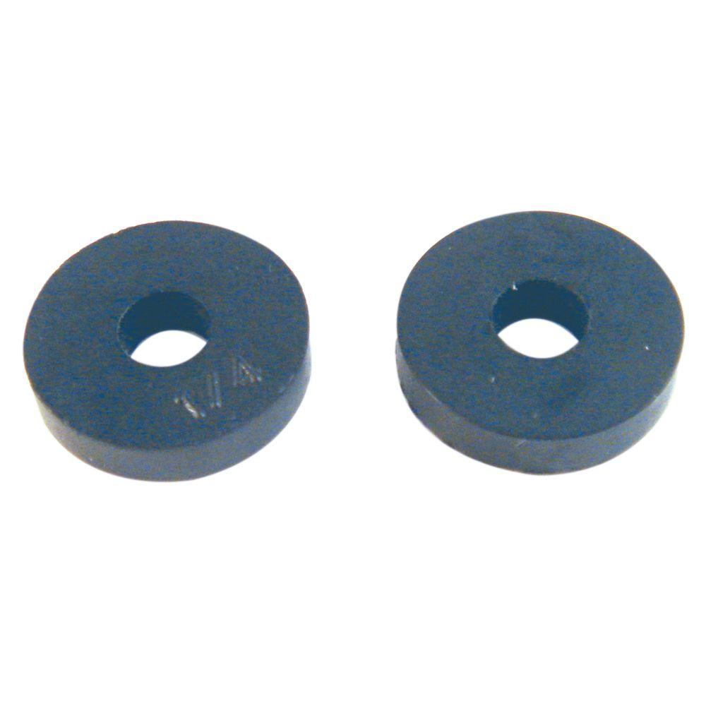DANCO 9-1/6 in. x 1/4 in. Flat Faucet Washer-88571 - The Home Depot