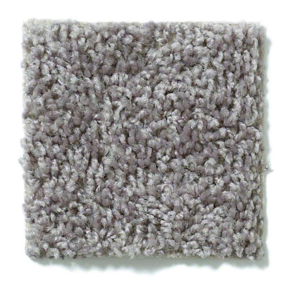 Trafficmaster Willow Color Grey Texture 12 Ft Wide Carpet