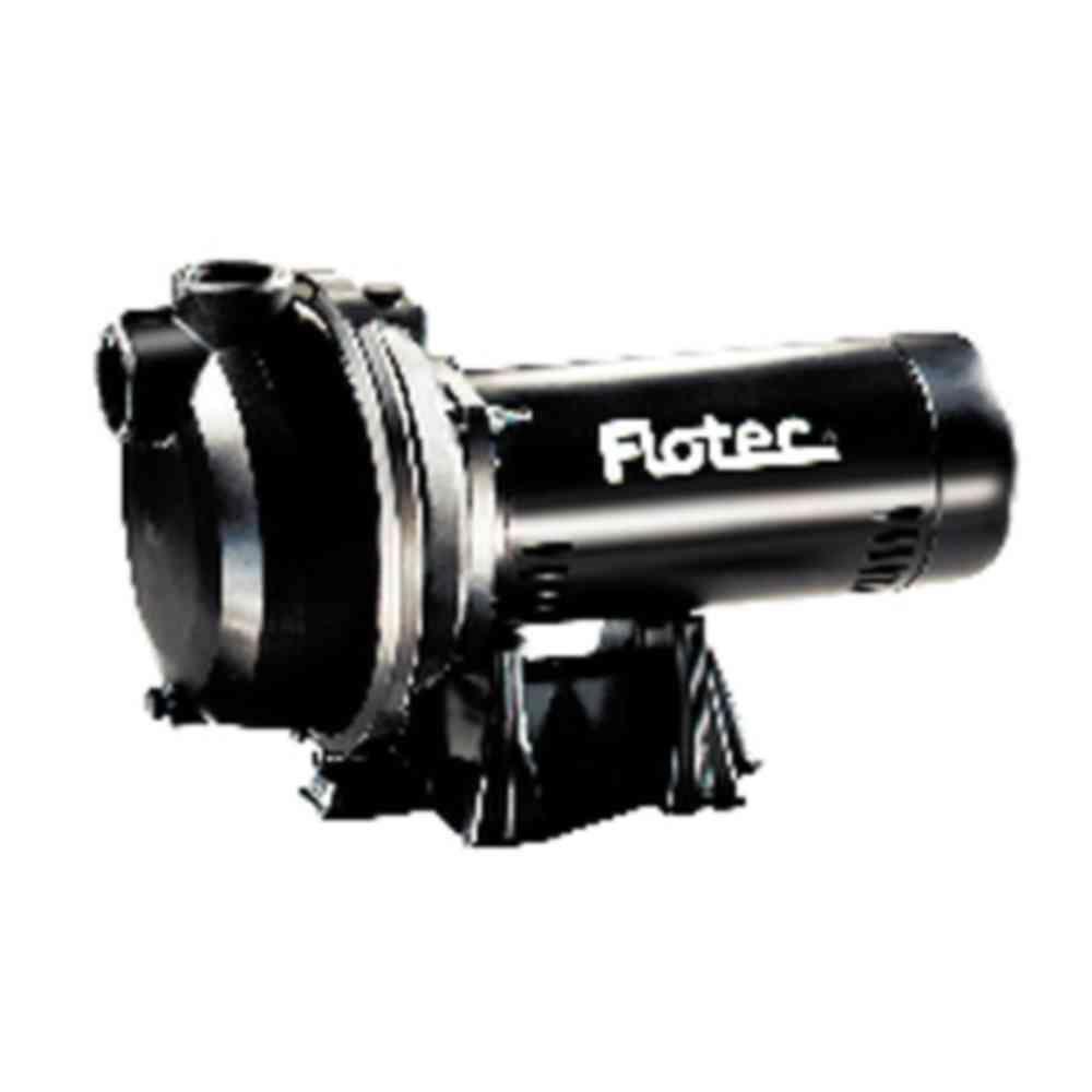 Flotec hp high capacity sprinkler pump fp the home