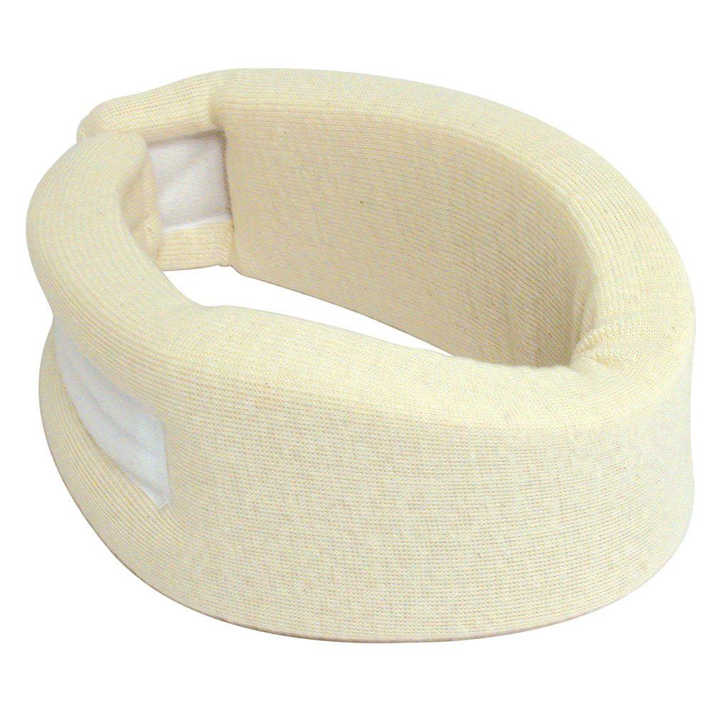 Duro-Med Universal Firm Foam Cervical Collar Regular in White