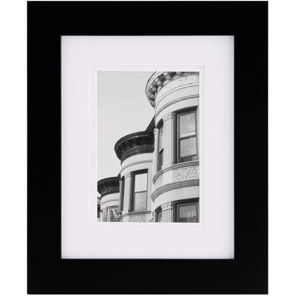 5 in. x 7 in. Black Picture Frame