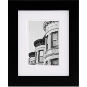 Pinnacle 5 inch x 7 inch Black Picture Frame by Pinnacle