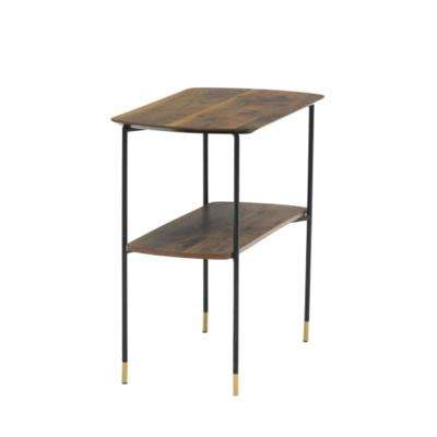 Harvey Park Grand Walnut End and Side Table