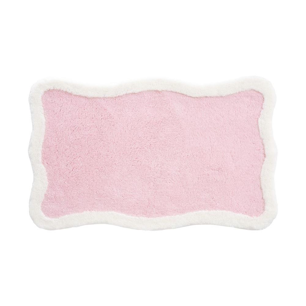 Grund Designer Tutti Pink 21 In X 34 In Rug B2571