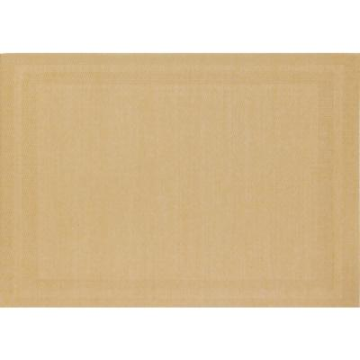 Beige Basket Weave Placemat (Set of 8)