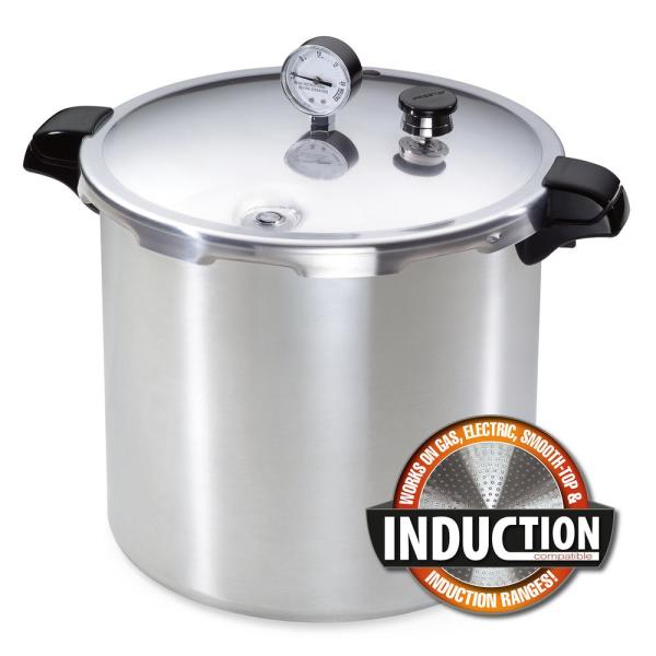 Induction Compatible Pressure Canner