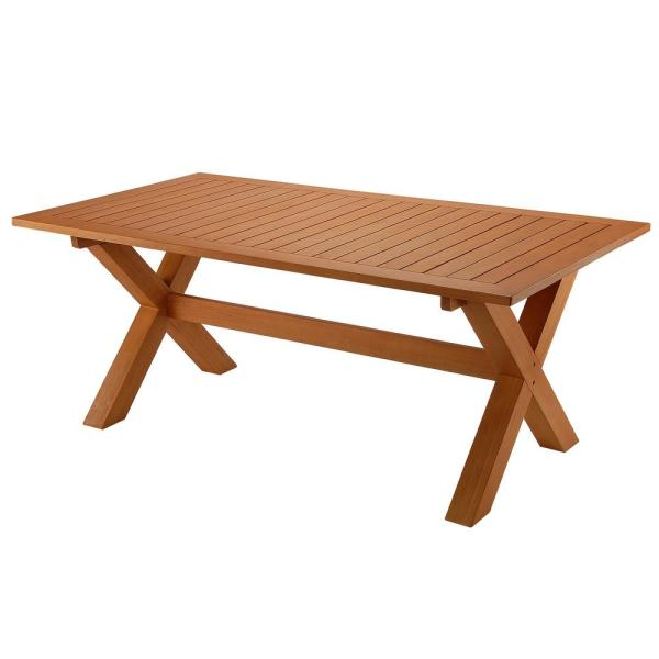 Eucalyptus Grandis Wood Farmhouse Style Table
