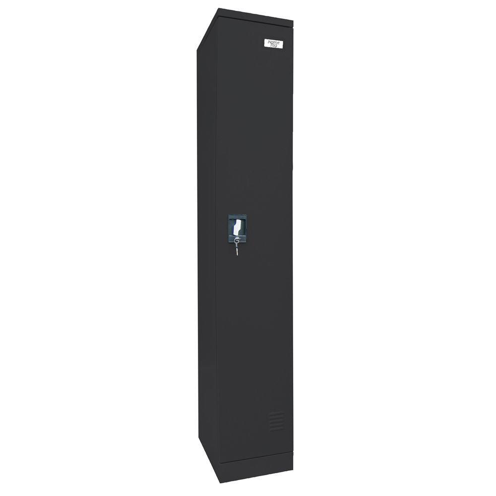 Sandusky 72 in. H x 12 in. W x 18 in. D Single Tier Locker in - Sale: $66.16 USD (60% off)