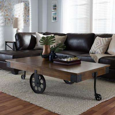 Genial Lancashire Brown Coffee Table