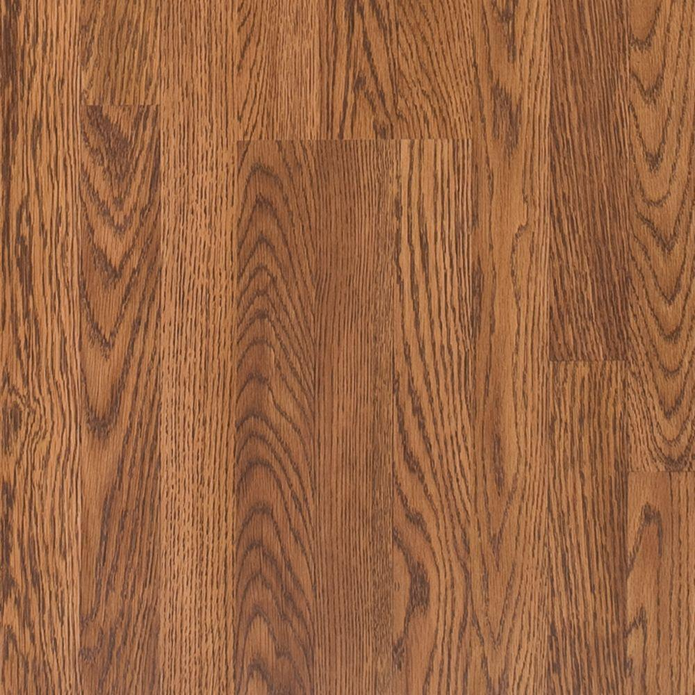 Pergo Prestige Raleigh Oak 10mm Thick x 7-5/8 in. Wide x 47-1/2 in. Length Laminate Flooring (17.59 sq. ft./case)-DISCONTINUED