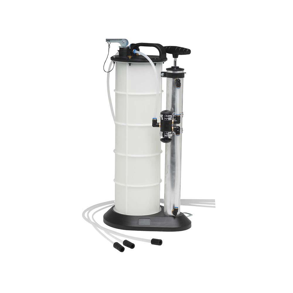 Fluid Evacuator Plus Pressure Vacuum Tool
