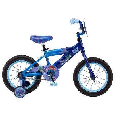 14 in. Boys' Bike for Ages 3-Years to 5-Years in Blue