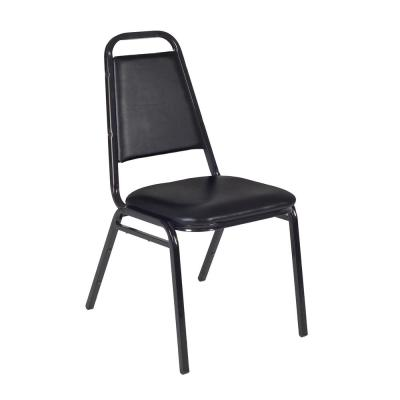 Restaurant Black Stack Chair