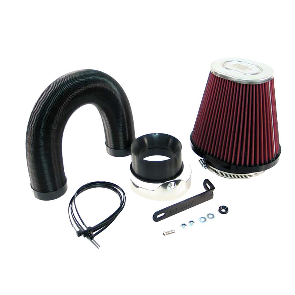K/&N 57-6002 Performance Intake Kit for 84-89 Nissan 300ZX 3.0L V6