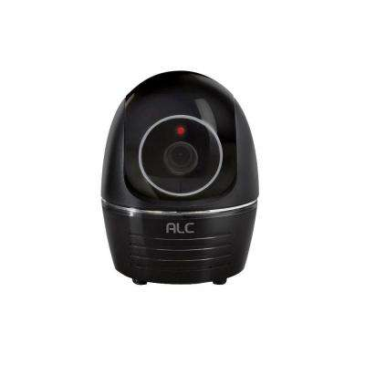 SightHD Wi-Fi Indoor Pan and Tilt Wireless Security Camera with Nightvision and 2-Way Audio and On-Camera Recording