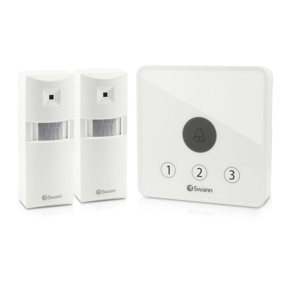 Home Doorway Wireless Alert Kit