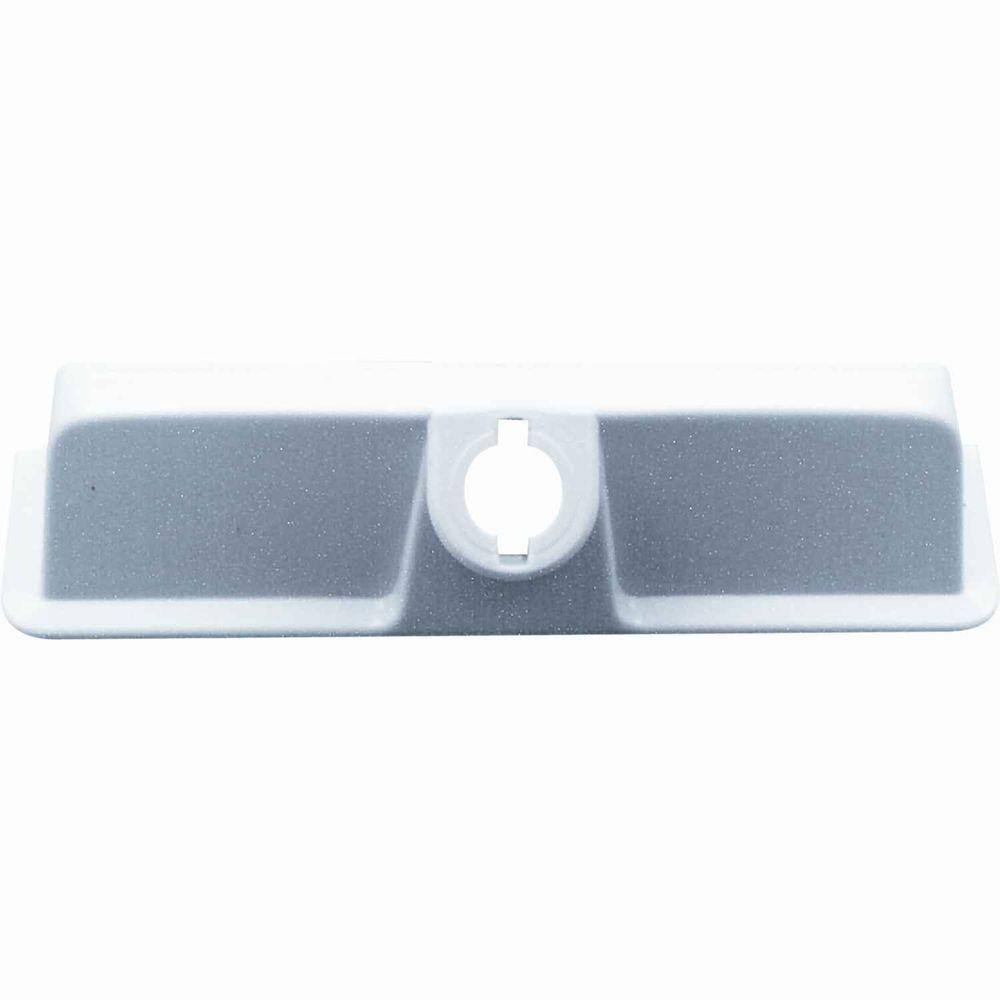 White Plastic Entryguard Operator Cover