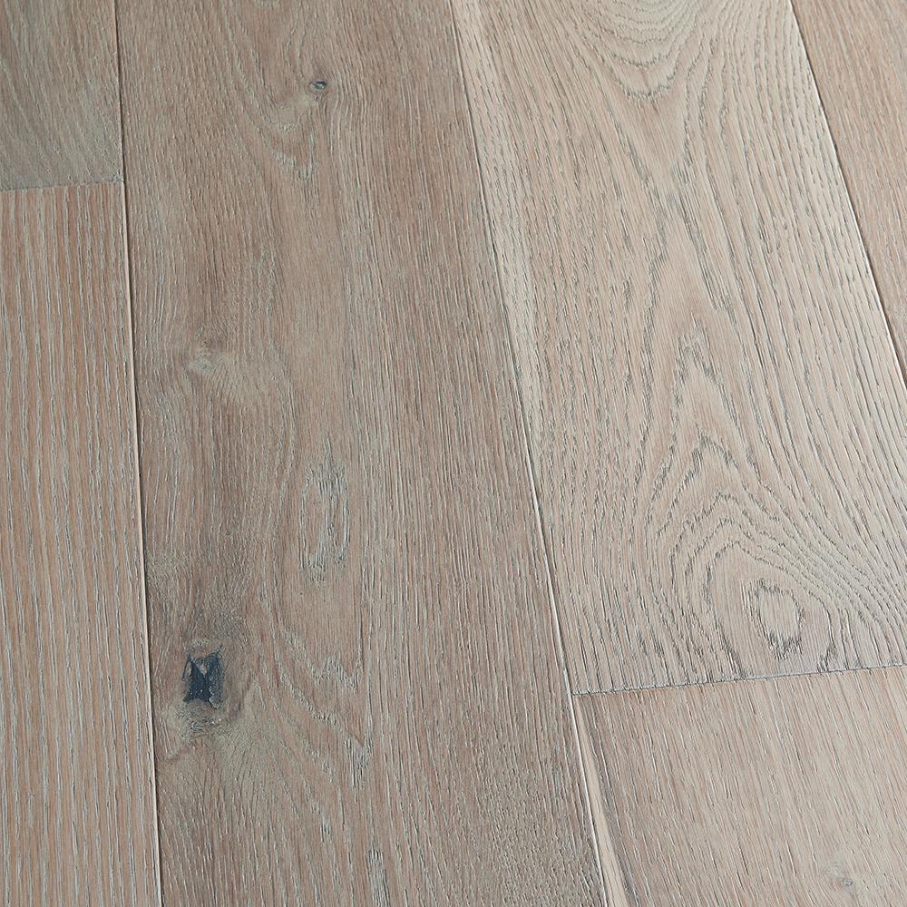 Take Home Sample - French Oak La Playa Click Lock Engineered Hardwood Flooring - 5 in. x 7 in.