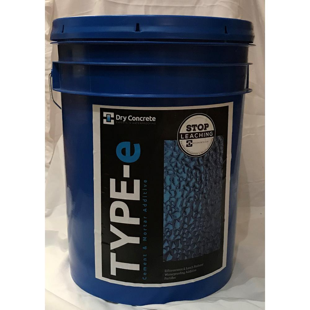 Type E Krystol Mortar 5-gal. Pail Anti-Leach and Waterproofing Additive