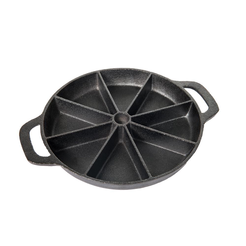9 Inch Cast Iron Cornbread Skillet