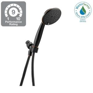 Delta Porter 3-Spray Hand Shower in SpotShield Oil Rubbed Bronze by Delta
