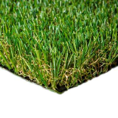 6 ft. x 7.5 ft. Artificial Grass Synthetic Lawn Turf Grass Carpet for Outdoor Landscape