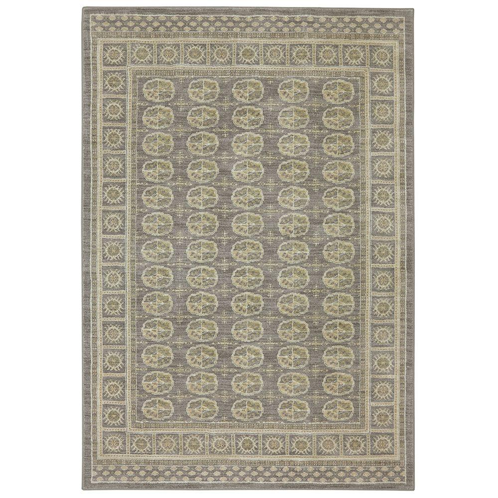 Caden Gray 8 ft. x 10 ft. Area Rug