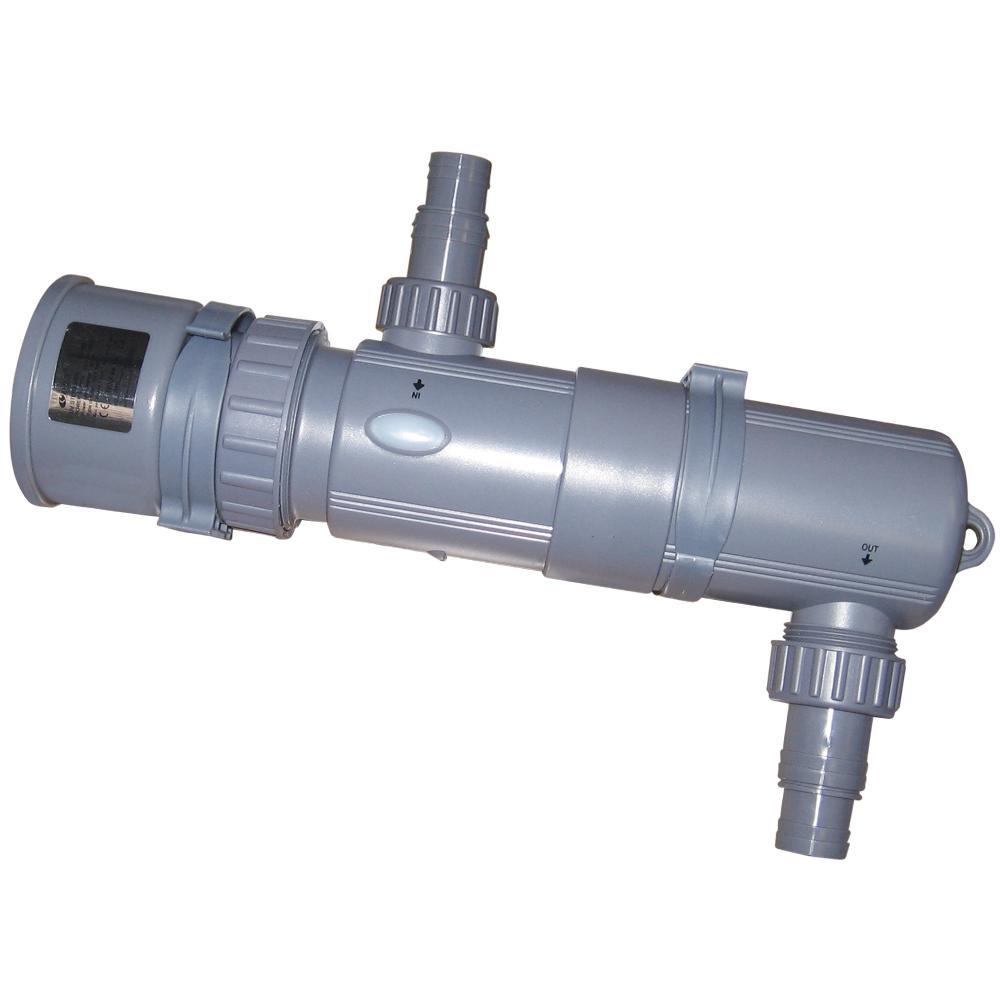 Algreen Pond Clarifier, ClearFlo 13 Watt U.V. Pond Clarifier