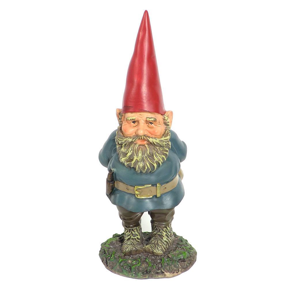 9.5 in. Gus the Original Gnome Garden Statue