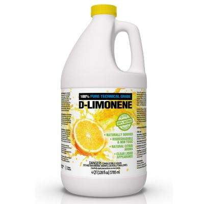 1 Gal. 100% Natural Tech Grade D-Limonene