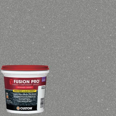 Fusion Pro #551 Moonshadow 1 qt. Designer Series Grout