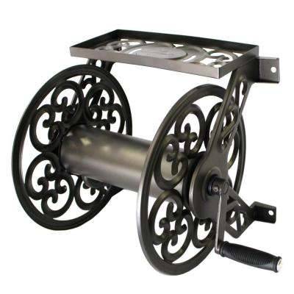 Decorative Steel Hose Reel