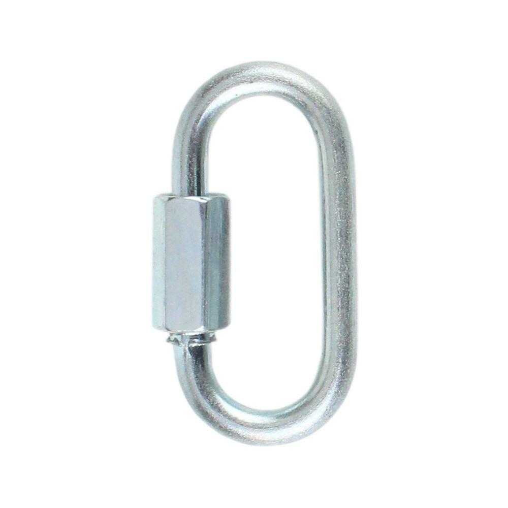 Everbilt Everbilt 1/2 in. Zinc-Plated Quick Link