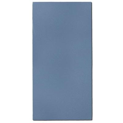 24 in. x 48 in. Fabric Rectangle Sound Absorbing Acoustic Panels in Blue (2-Pack)