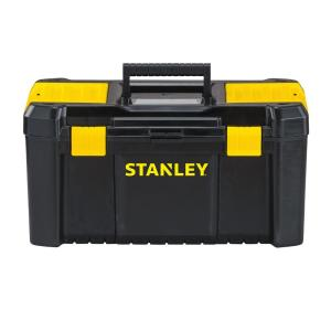 Stanley Essential 19 in. Tool Box with Lid Organizers-STST19331 - The Home Depot