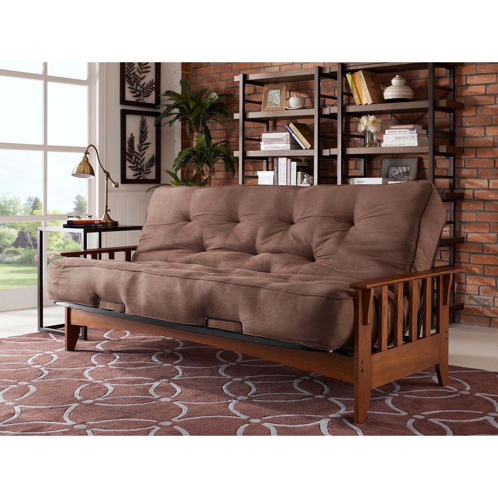 inter   301475198  simmons seattle chocolate futon simmons seattle chocolate futon si ex sea vo 2c   the home depot  rh   homedepot