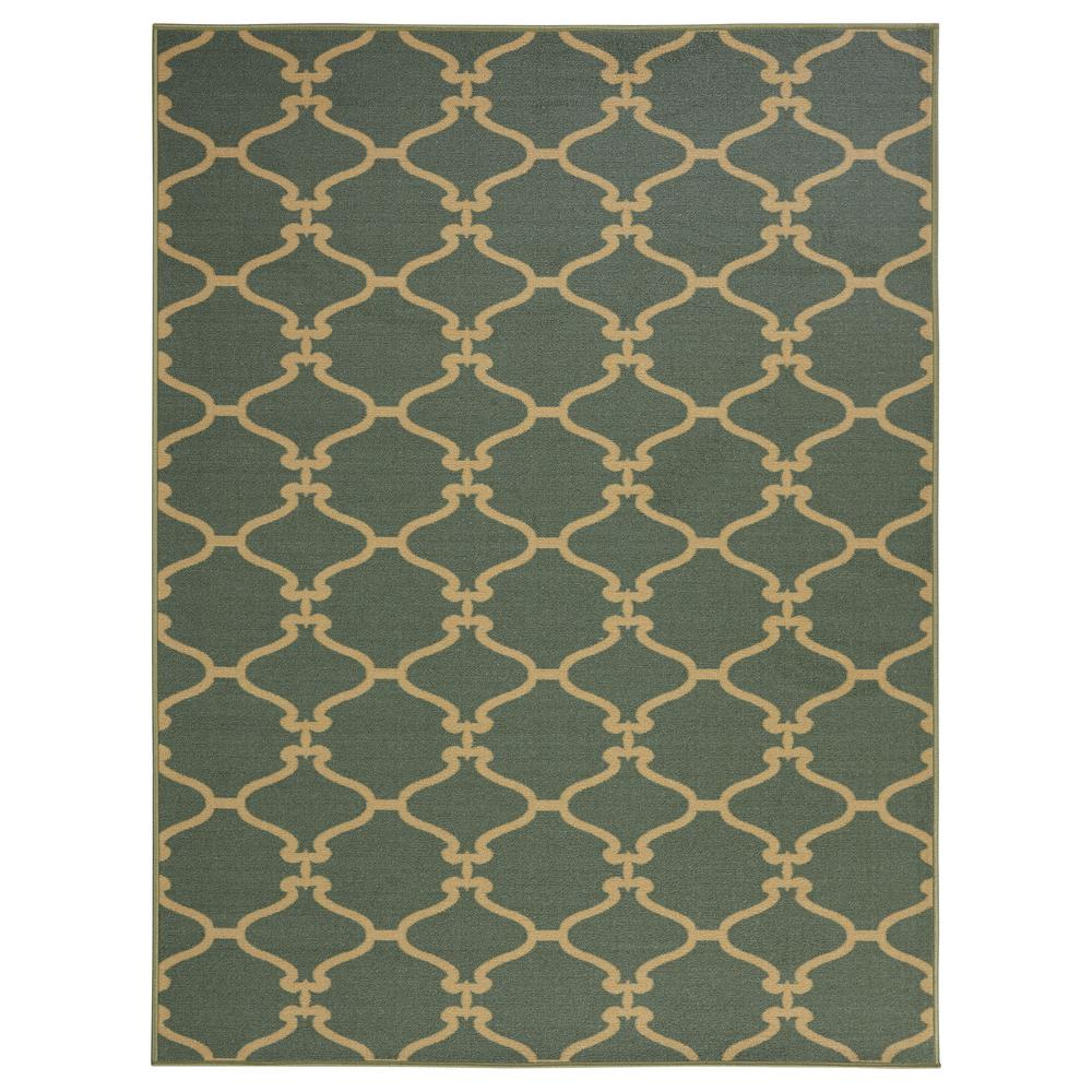 Sweet home stores clifton collection moroccan trellis for Home design 9 x 10