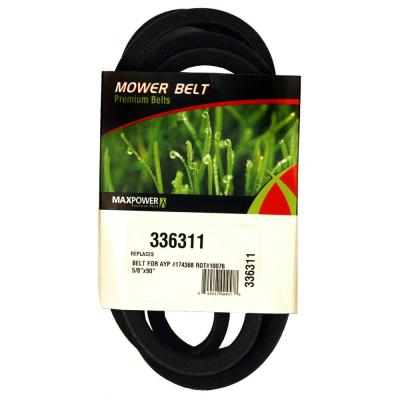 Primary Deck Belt for Craftsman, Husqvarna, Poulan Mowers Replaces OEM #'s 5321743-68 and PP13007