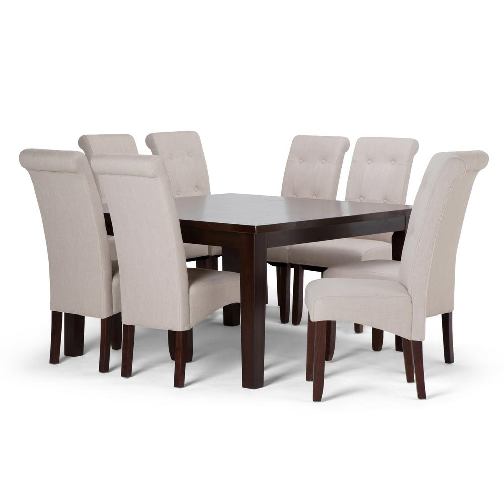 Cosmopolitan Set Upholstered