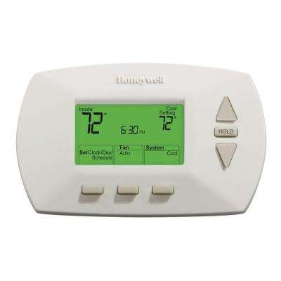 Programmable Thermostats Thermostats The Home Depot