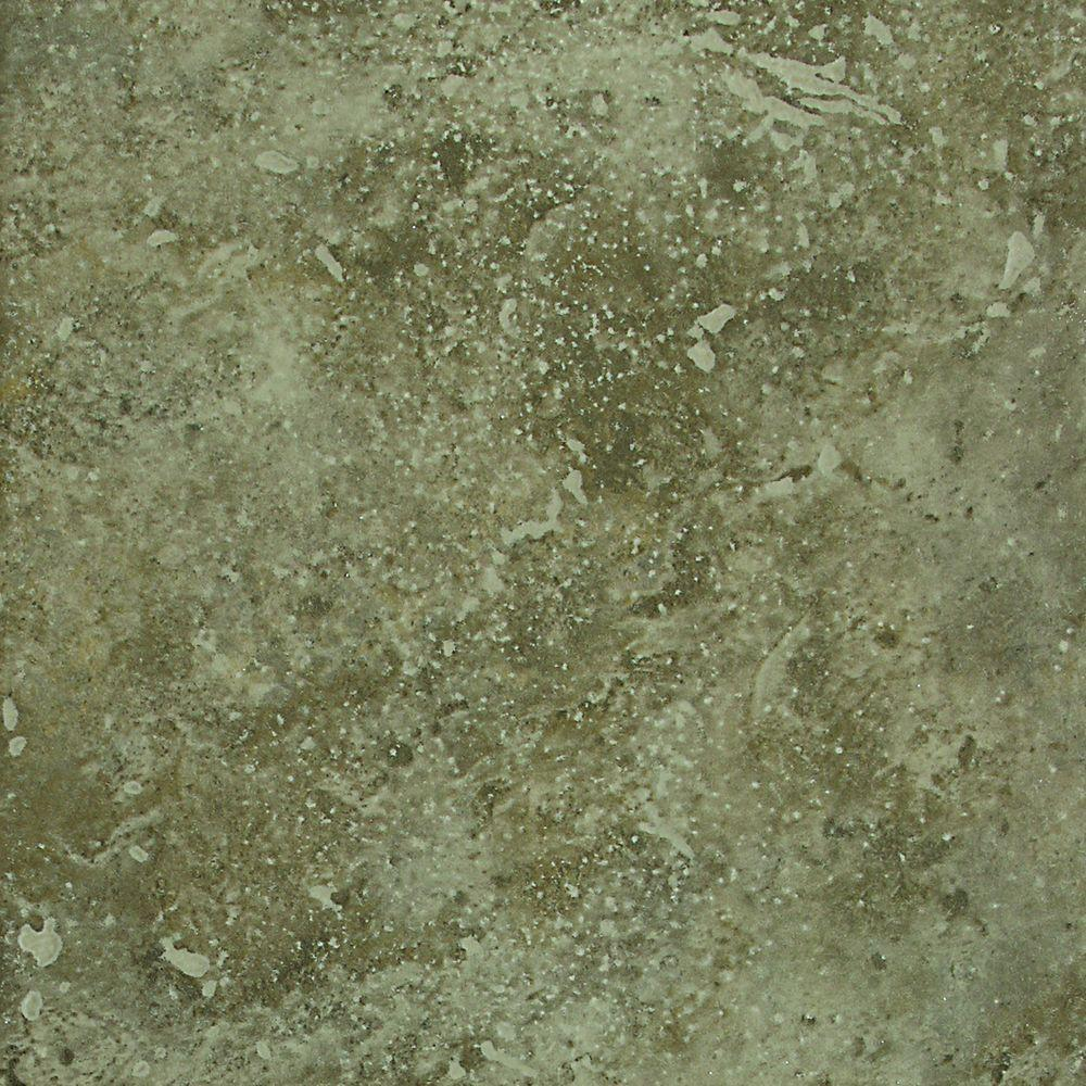 Daltile Heathland Sage 18 in. x 18 in. Glazed Ceramic Floor and Wall Tile (18 sq. ft. / case)