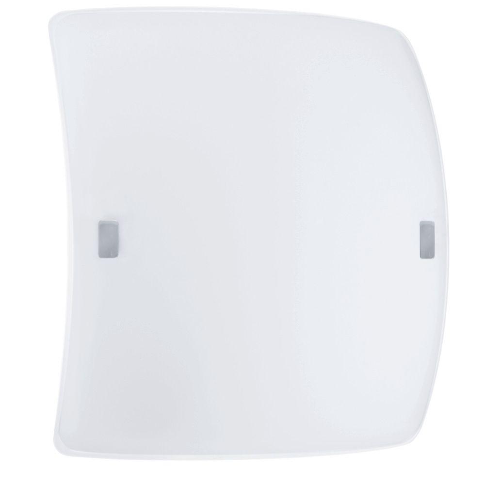 null Borgo 1-Light Matte Nickel LED Ceiling Light