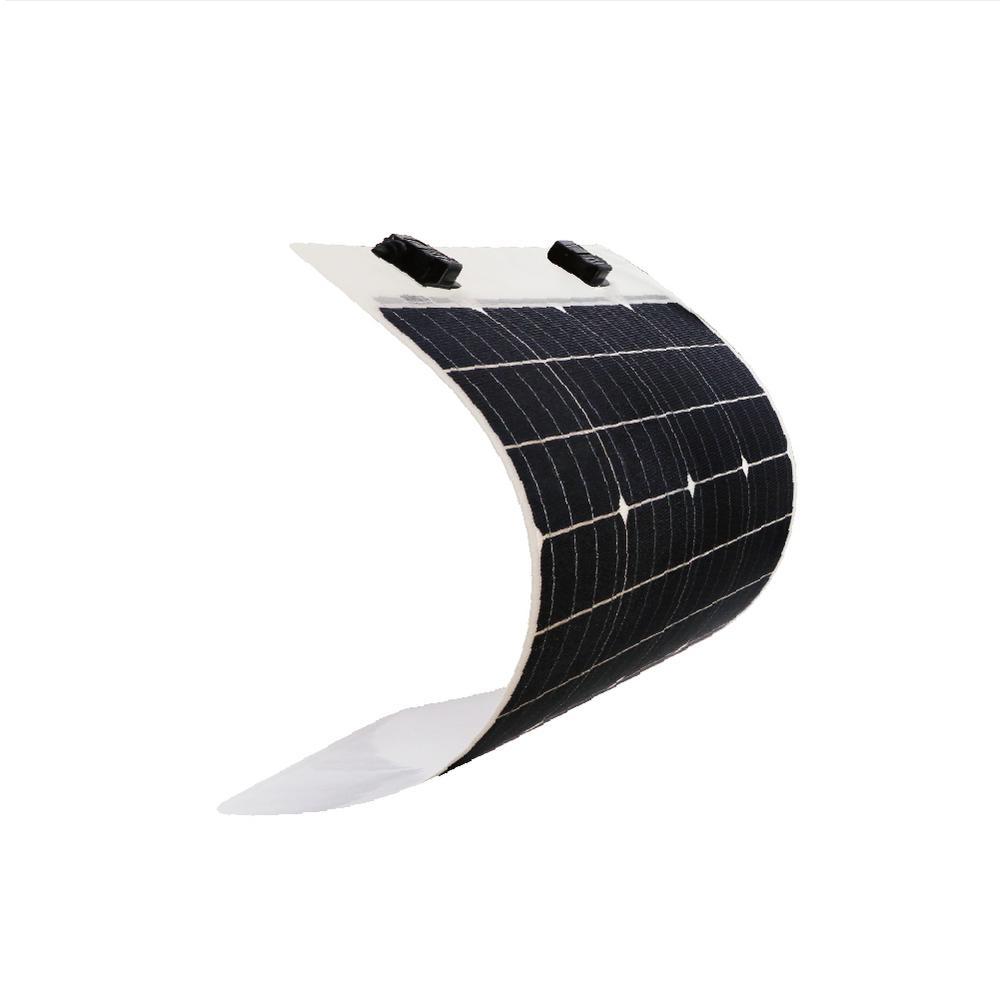 RENOGY 50-Watt 12-Volt Flexible Monocrystalline Solar Panel