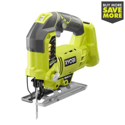 18-Volt ONE+ Cordless Orbital Jig Saw (Tool-Only)