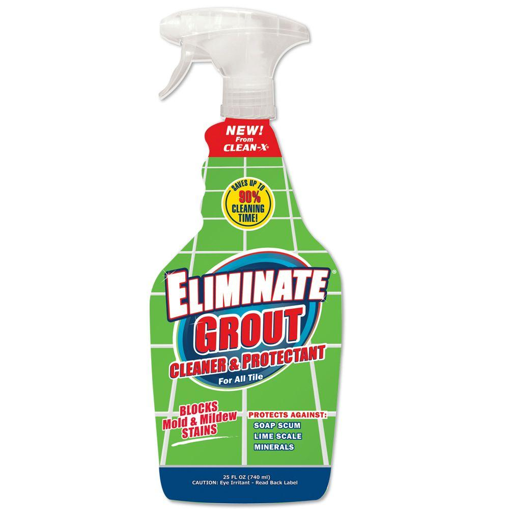 Outstanding Clean X 25 Oz Grout Cleaner Interior Design Ideas Philsoteloinfo