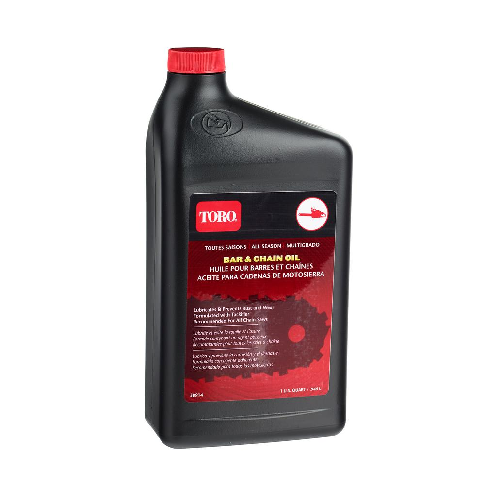 Toro 1 Qt. Bar and Chain Oil